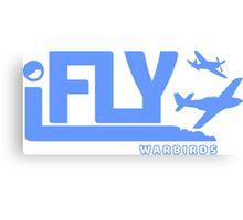 IFLY Warbirds Canvas Print