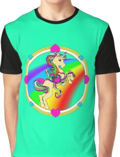Unicorns are Awesome... Fact! Graphic T-Shirt