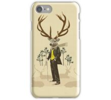King stag iPhone Case/Skin