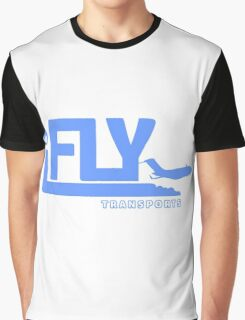 iFLY Transports Graphic T-Shirt