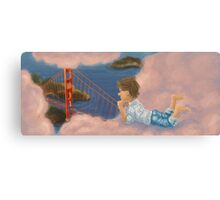 Sky Viewing Canvas Print