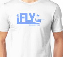 iFLY Helicopter Unisex T-Shirt