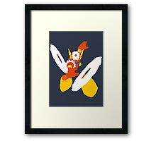Metal Man Framed Print