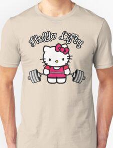 Hello Lifty Unisex T-Shirt