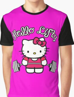 Hello Lifty Graphic T-Shirt
