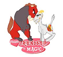 Team Friendship by corinotec