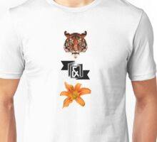 Tiger & Lily, Peter Pan themed- Simple Unisex T-Shirt