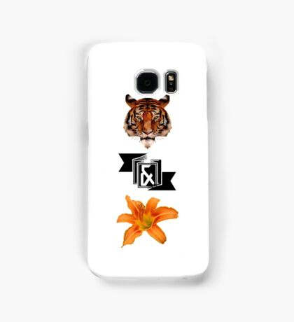 Tiger & Lily, Peter Pan themed- Simple Samsung Galaxy Case/Skin
