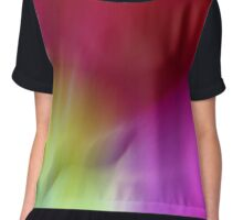 Tulip Sunrise Women's Chiffon Top