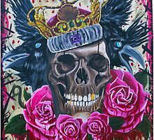 Suicide King by Iroek