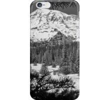 Hike to Mount Rainier iPhone Case/Skin