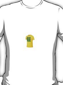 Brazil 2014 FIFA World Cup TShirt On Sale T-Shirt