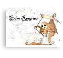 Grim Reapies Canvas Print