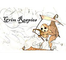 Grim Reapies Photographic Print