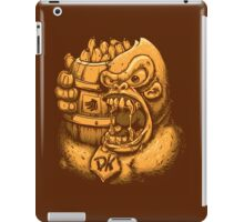 Donkey Kong Bananas iPad Case/Skin