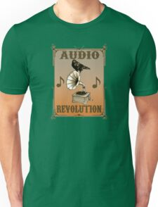 Audio Revolution Unisex T-Shirt