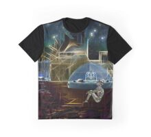 Do aliens get lonely as the lights begin to fade? Graphic T-Shirt