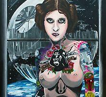 Rebel Princess by Iroek