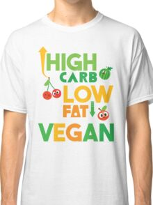 HCLF vegan! Classic T-Shirt