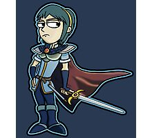 Melee - Marth Photographic Print