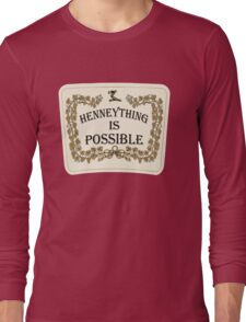 Henneything is Possible Long Sleeve T-Shirt