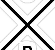 KPL Arrows - Kappa Phi Lambda Sticker