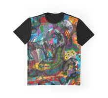 Every thought can change the day when let out in joyful play Graphic T-Shirt
