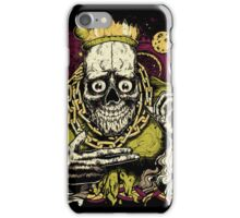 Space God iPhone Case/Skin