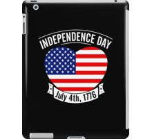 Happy Independence Day iPad Case/Skin