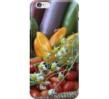 Garden Goodies! iPhone Case/Skin