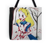 28 days after wonderland Tote Bag
