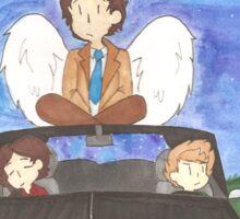 Guardian Angel  Sticker