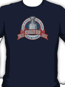 Back to Back Full Season Champions - Retro (Stitched) T-Shirt