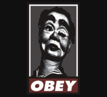 Dummy- TW Obey Shirt by ThePBF