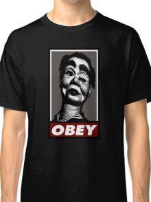 Dummy- TW Obey Shirt Classic T-Shirt