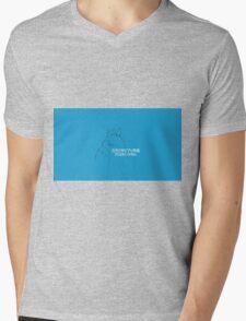 Studio Ghibli  Mens V-Neck T-Shirt