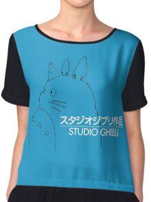 Studio Ghibli  Chiffon Top
