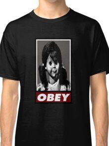 Talky Tina - TZ OBEY Classic T-Shirt