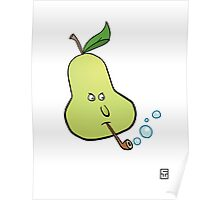 Pear Froot Poster