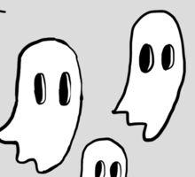 Ghost jar!  Sticker