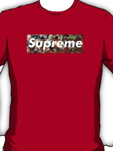 supreme PIZZA T-Shirt