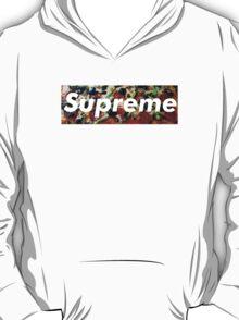 supreme PIZZA T-Shirt