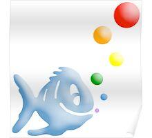 bubblefish Poster