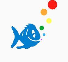 rainbow bubblefish Unisex T-Shirt