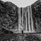 Mighty Skogafoss by anorth7