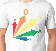 all signs point to... go gay! Unisex T-Shirt