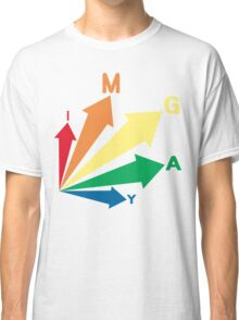 all signs point to... im gay! Classic T-Shirt