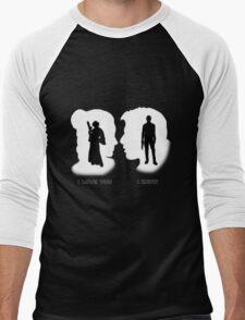 I love You, I Know Men's Baseball ¾ T-Shirt