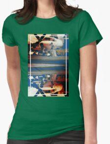 CRA Flight Deck 1 Warm Womens Fitted T-Shirt