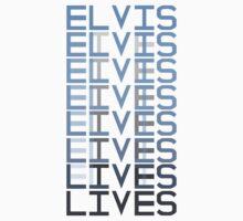Elvis Lives Kids Clothes